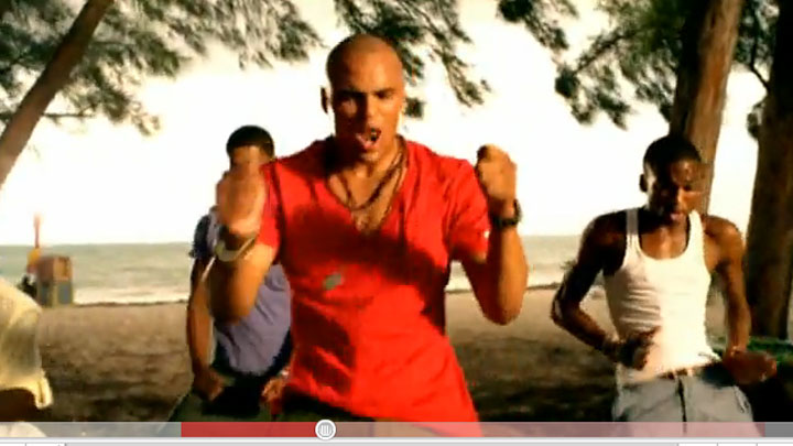 Mohombi 