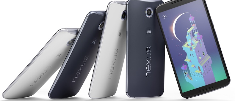 Google, Nexus 6, Lollipop