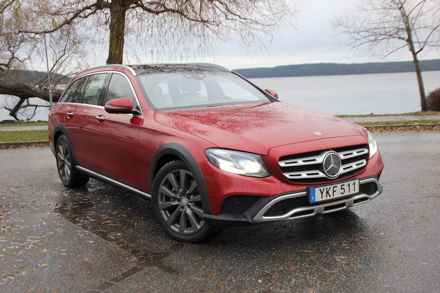 Mercedes E220d All-Terrain